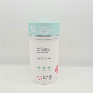 Spotlight Whitening Strips & Toothpaste