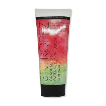 St Tropez Gradual Tan - Watermelon Infusion - Every Day Moisture Miracle Body Lotion