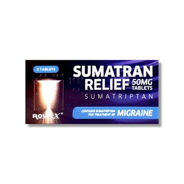 Sumatran Relief 50mg