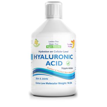 Swedish Nutra Hyaluronic Acid - Protect and Perfect Skin