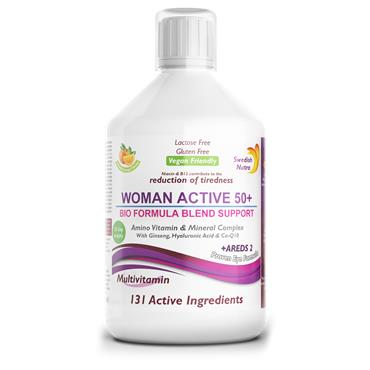 Swedish Nutra Woman 50+ - Vitamin and Mineral Complex