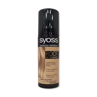 SYOSS Professional Performance Root Retoucher Cover Spray Dark Blonder
