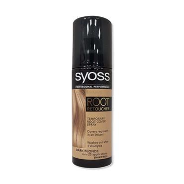 SYOSS Professional Performance Root Retoucher Cover Spray Dark Blonder