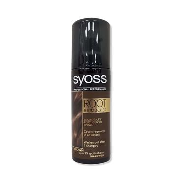 SYOSS Professional Performance Root Retoucher Cover Spray Brown