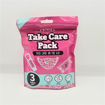 Take Care Pack - Pink