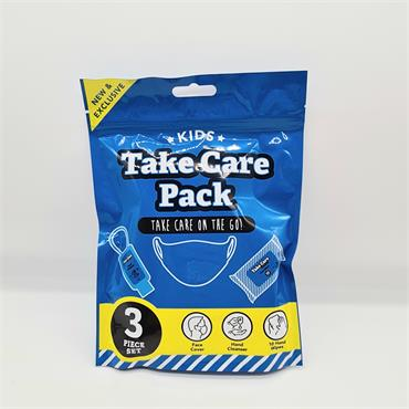 Kids Take Care Pack - Blue