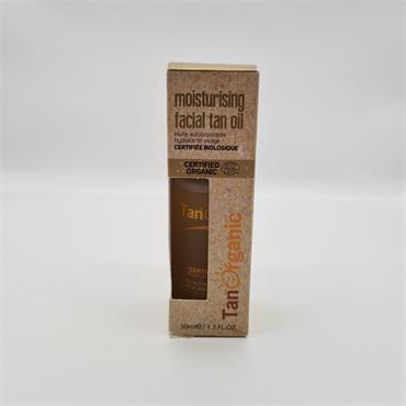 Tan Organic Moisturising Facial Tan Oil