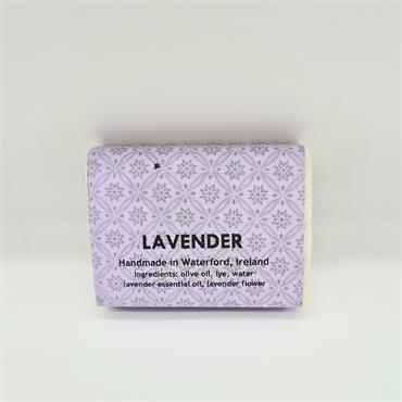 The Famous Black Velvet Soap - Lavender