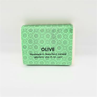 The Famous Black Velvet Soap - Olive