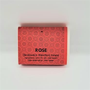 The Famous Black Velvet Soap - Rose