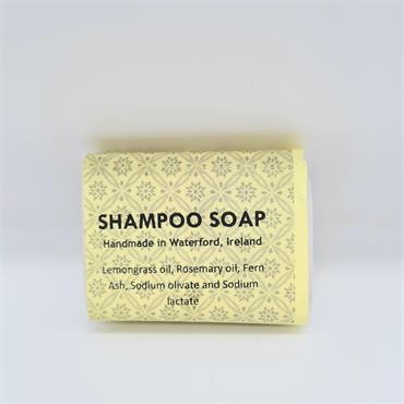 The Famous Black Velvet Soap - Shampoo Bar Soap