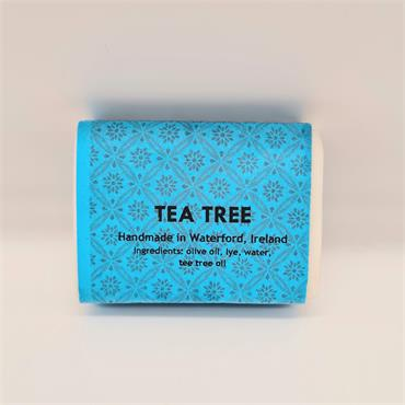 The Famous Black Velvet Soap - Tea Tree