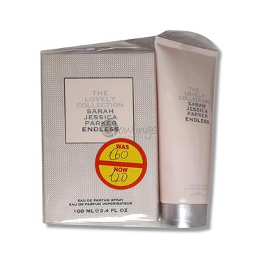 Sarah Jessica Parker The Lovely Collection - Endless Perfume and Body Lotion Set