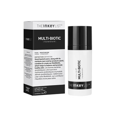 The Inkey List Multi-biotic Moisturizer - All Skin Types