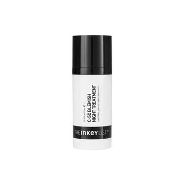 The Inkey List C-50 Blemish Night Treatment - Blemish Prone Skin