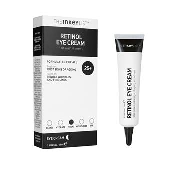 The Inkey List Retinol Eye Cream- 25+- Ageing