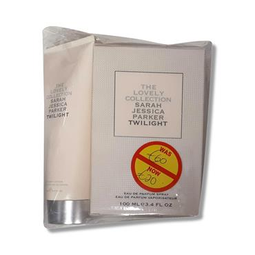 Sarah Jessica Parker The Lovely Collection - Twilight Perfume and Body Lotion Set