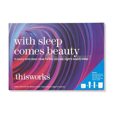 This Works With Sleep Comes Beauty Set