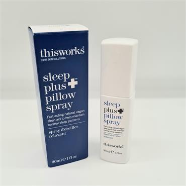 This Works Sleep Plus + Pillow Spray 30ml