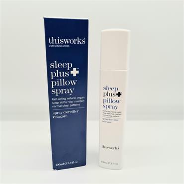 This Works Sleep Plus + Pillow Spray 100ml