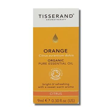 Tisserand Orange Oil