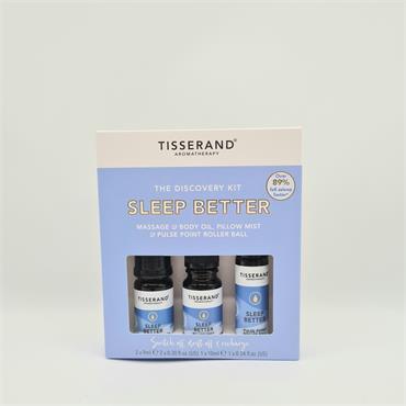 Tisserand The Sleep Better Discovery Set 3 piece