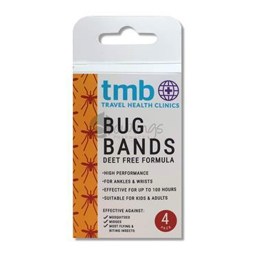 TMB Bug Bands - DEET Free Formula