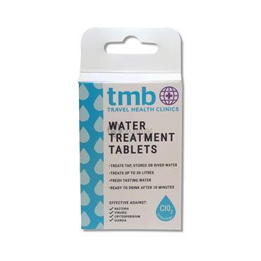 TMB Water Treatment Tablets
