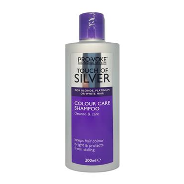 Touch Of Silver Daily Shampoo