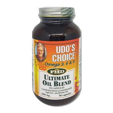 Udo S Oil Capsules 90 S
