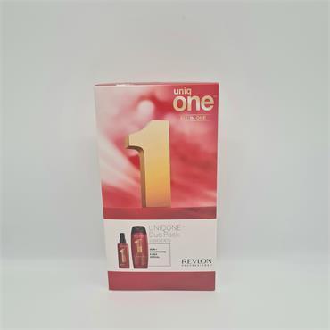 Revlon Uniq One Orginal Gift Set - Shampoo and Treatment