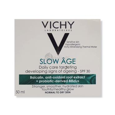 Vichy Slow Age Day Cream Normal To Dry Skin SPF 30