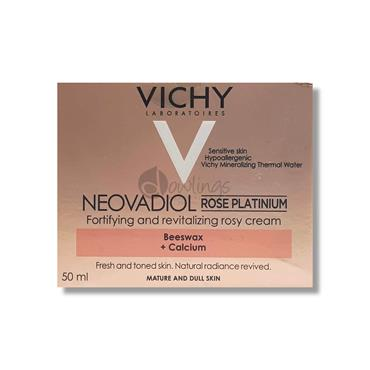 Vichy Neovadiol Rose Platinum - Fortifying and Revitalising Rosy Cream