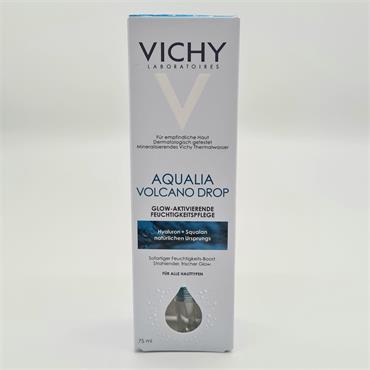 Aqualia Volcano Drop - Hyaluronic Acid + Squalane - 75ml