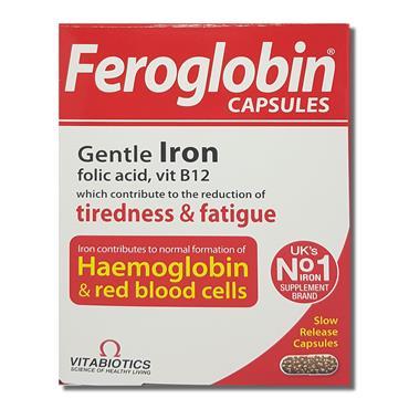 Vitabiotics Feroglobin B12