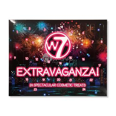w7 Extravaganza! 24 Spectacular Cosmetic Treats