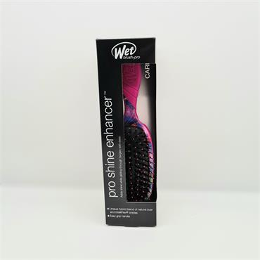 Wet Brush Pro Shine Enhancer Hair Brush - Pink