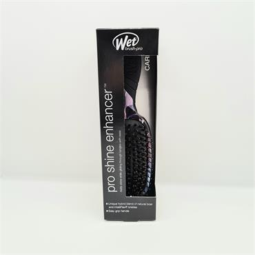 Wet Brush Pro Shine Enhancer Hair Brush - Black
