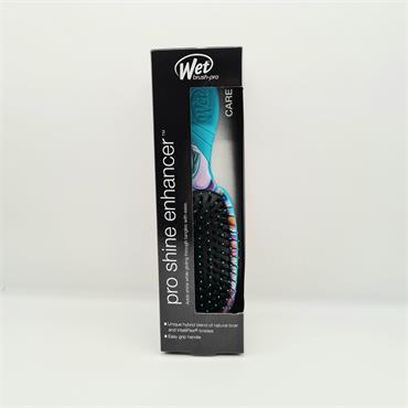 Wet Brush Pro Shine Enhancer Hair Brush - Blue