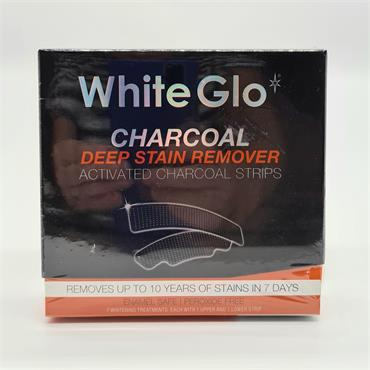 Charcoal Deep Stain Remover - Charcoal Strips - Enamel Safe