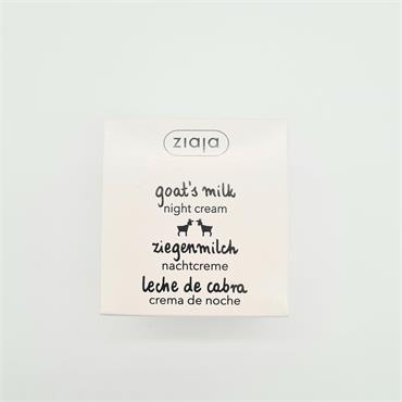 Ziaja Goat's Milk Night Cream 50ml