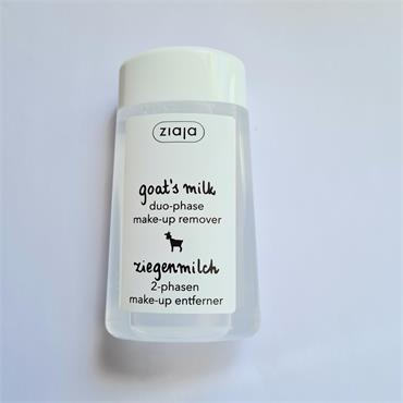 Goat's Milk Duo-Phase Make-Up Remover - 120ml