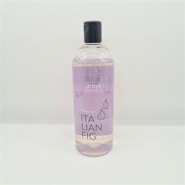 Ziaja Shower Gel Italian Fig 500ml