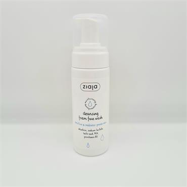 Ziaja Cleansing Foam Face Wash - Sensitive & Redness