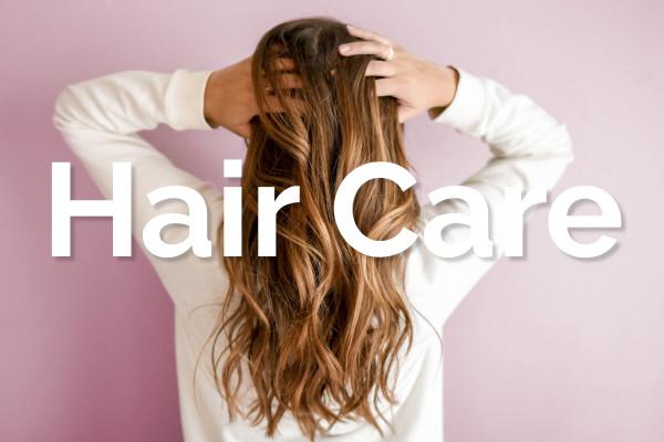 Shop haircare
