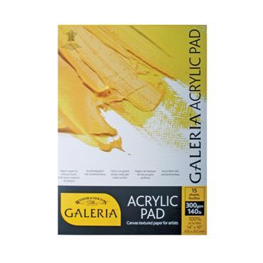 GALERIA  ACRYLIC PAD 10X7