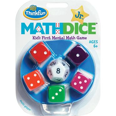 Math Dice Jnr