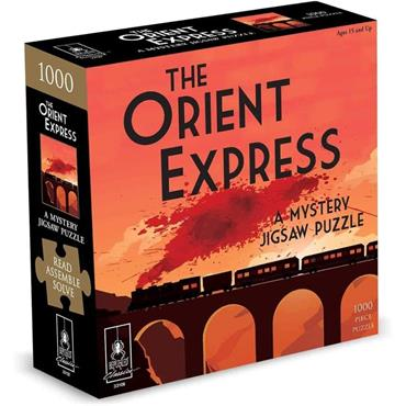 Classic Mystery Orient Express