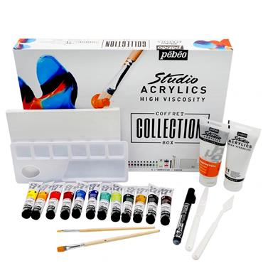 Studio Acrylic Collection