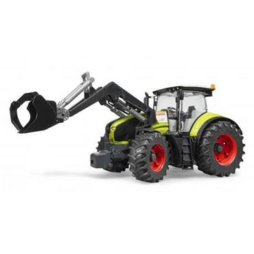 CLAAS AXION 950 WITH FRONTLOADER